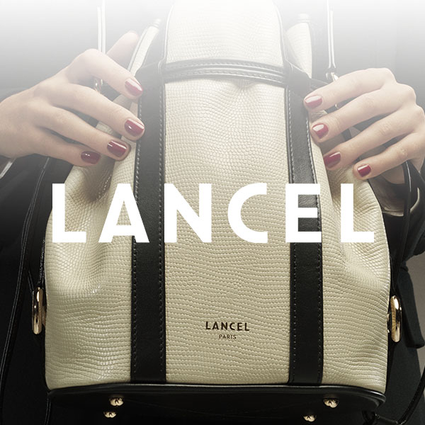 Shoppez Lancel sur l'e-shop 🔥